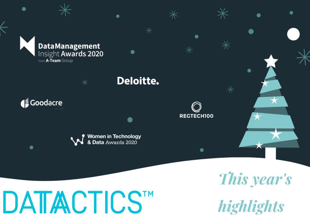 Datactics 2020 Highlight