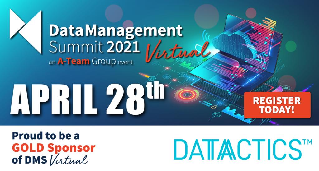 Data Management Summit Virtual Summit 2021