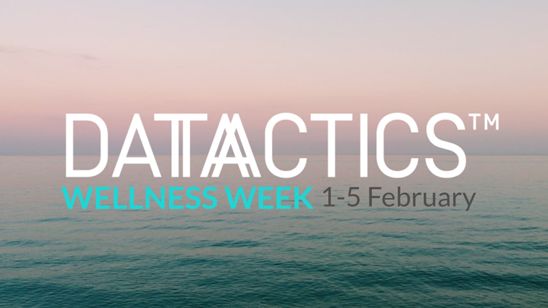 Wellness Week, Datactics