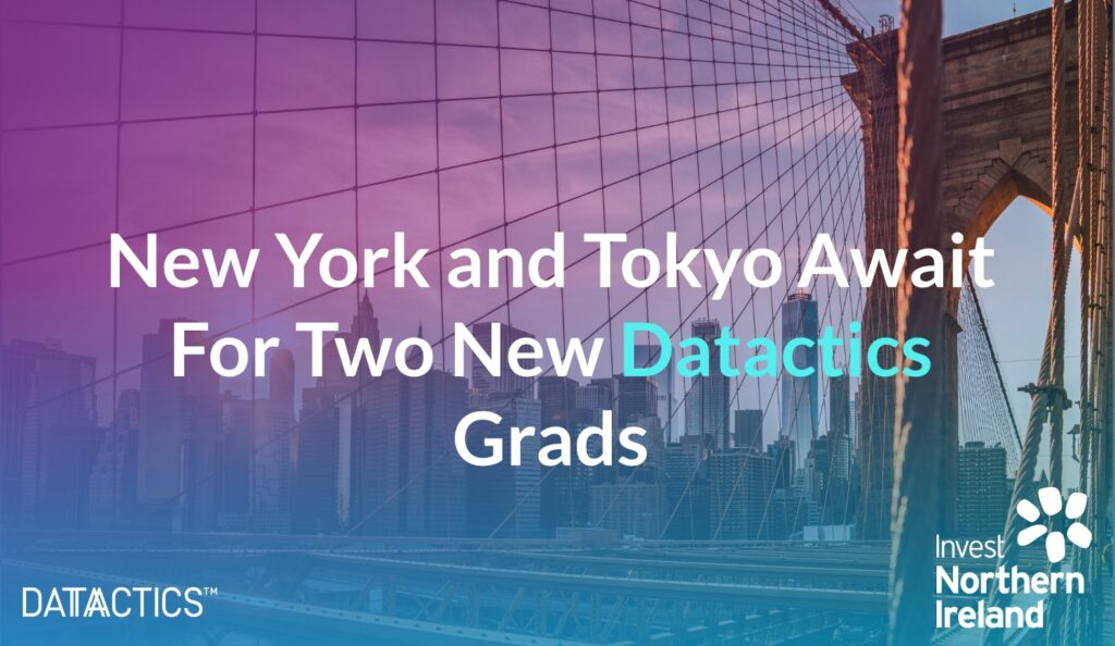 Datactics Round-Up : Graduate to Export