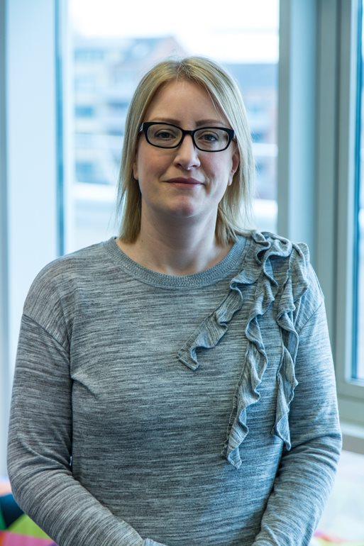 International Women's Day at Datactics - Helen Long