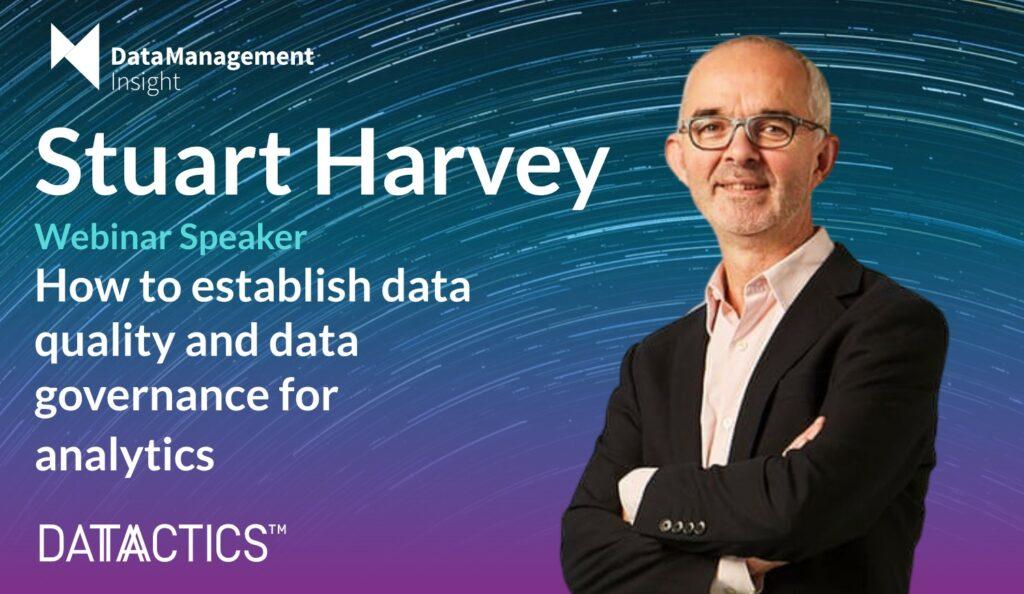 data quality, data governance, analytics