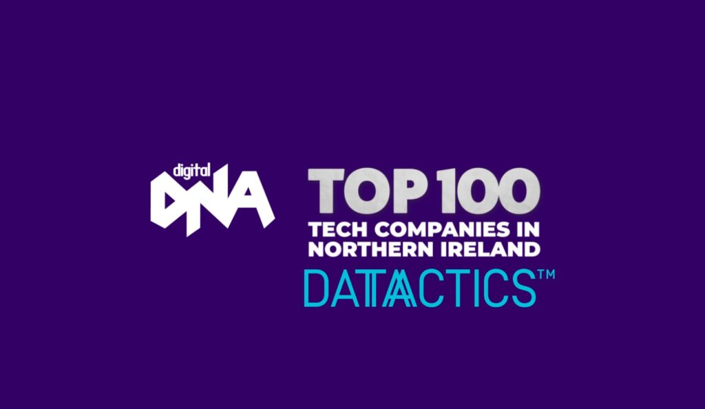 digital dna, top 100, northern ireland, 3En, netsuite experts, automated intelligence, lightyear, pwc