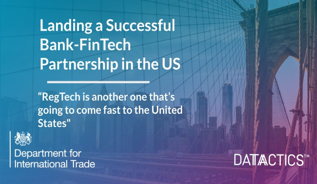 landing a successful bank fintech partnership in the US