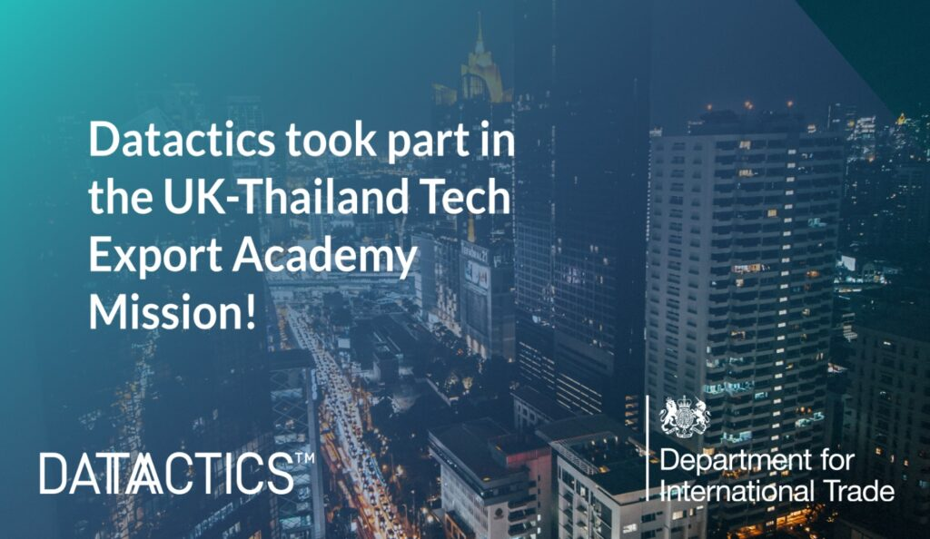 UK-Thailand, Export Academy
