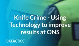 knife crime, using technology, ONS