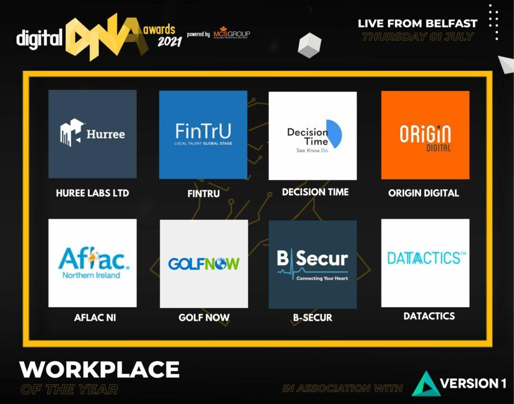Digital DNA Awards 2021