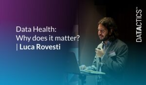 data health why does it matter
