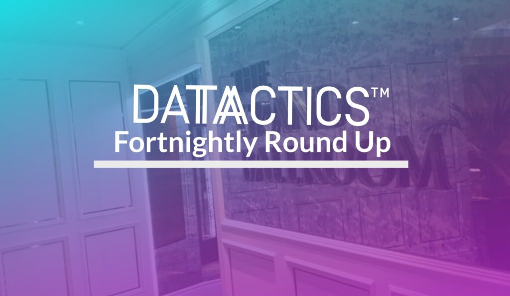 fortnightly roundup 6th august