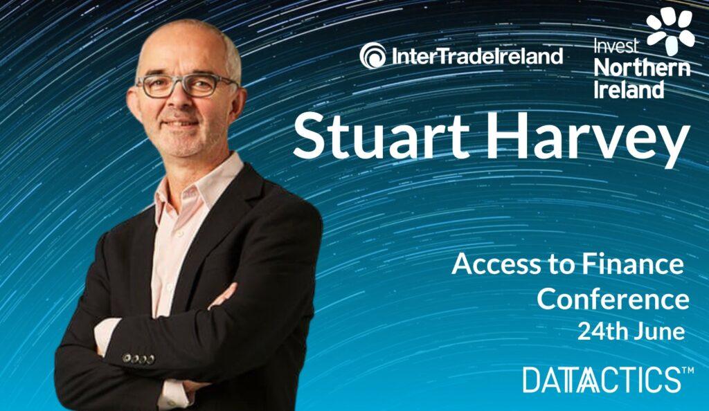 Stuart Harvey shares Accelerator Experience, invest northern ireland