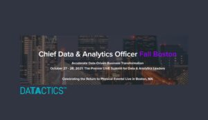 chief data and analytics officer