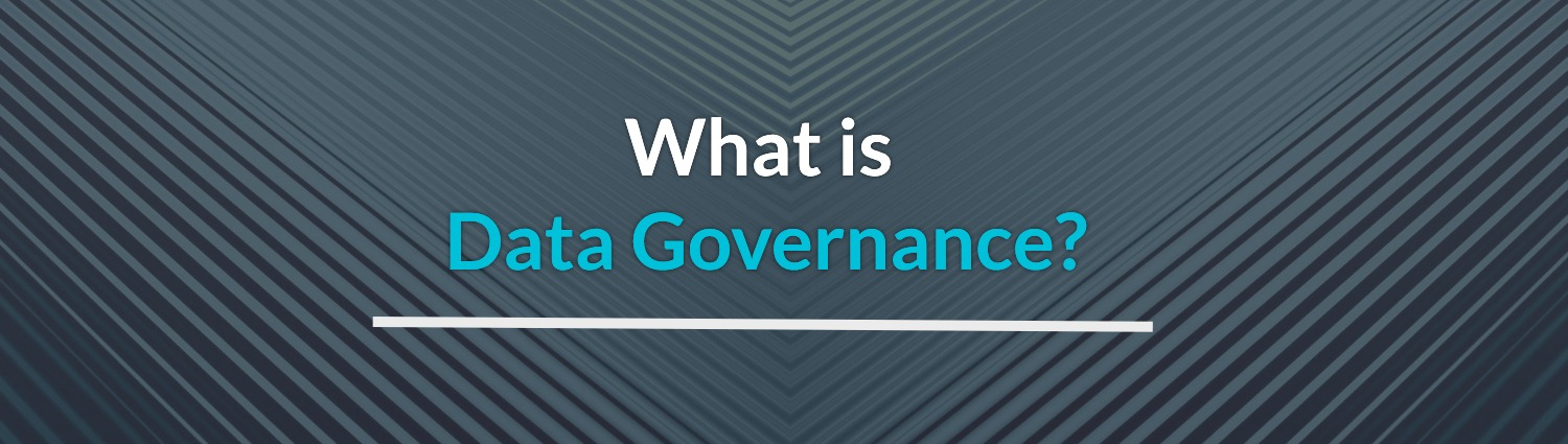what is data governance