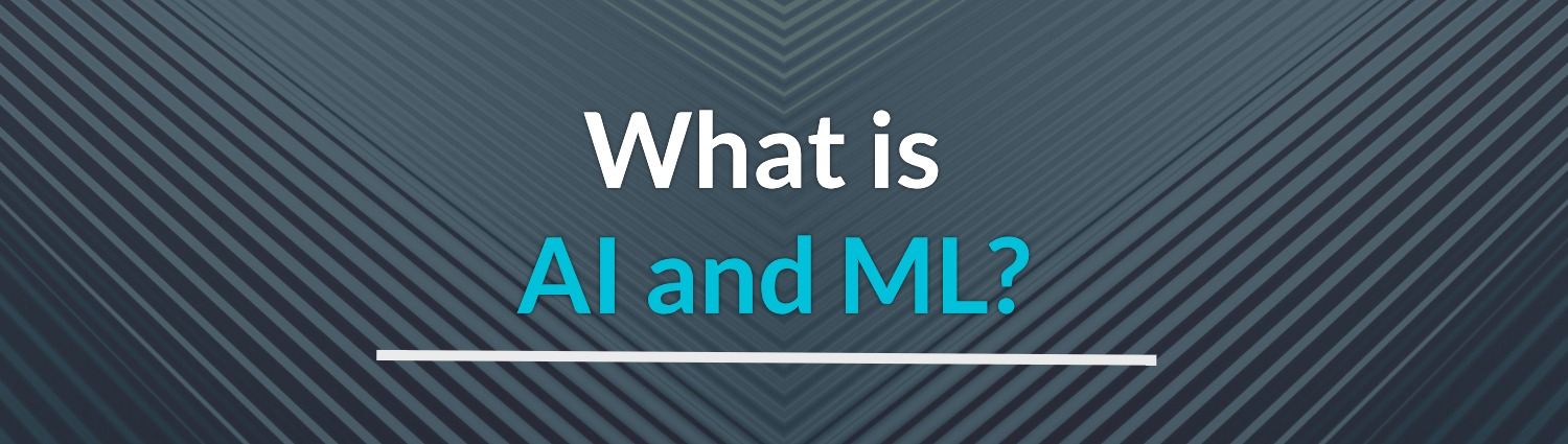what is ai and ml, machine learning, artificial intelligence